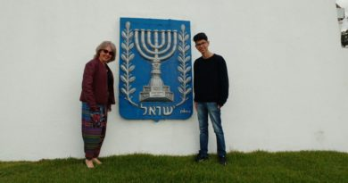 Concurso de desenho e pintura para alunos da rede aborda relação entre Brasil e Israel