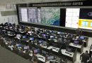 Centro de Operações da Polícia Militar atende cerca de 40 mil ligações por dia